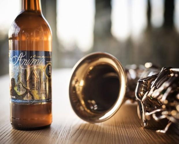 Anima. Birra artigianale chiara in stile American Pale Ale