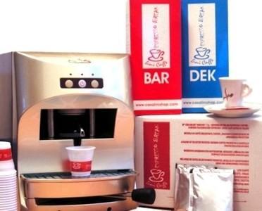 Caffè. Caffè in Capsule. Caffè in cialde