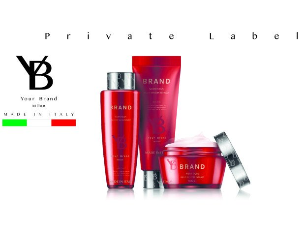 PRIVATE LABEL. PRIVATE LABEL FULL SERVICE