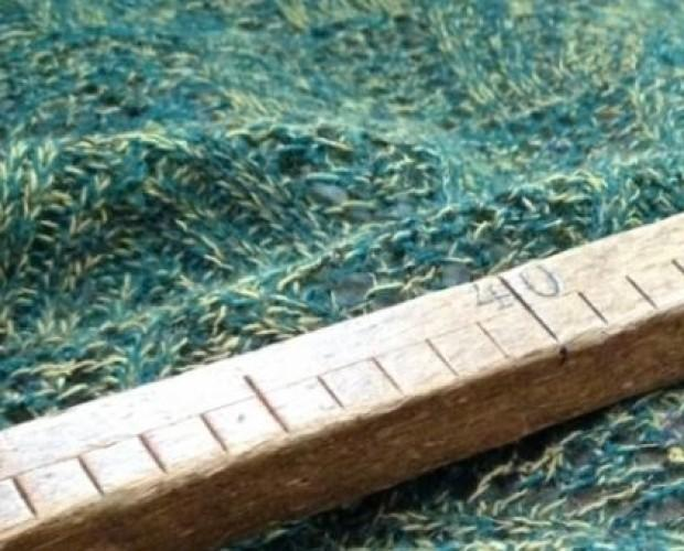 Tessuti. A maglia in stock