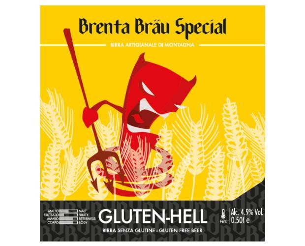 Brenta Bräu Special - Gluten Hell. La nostra proposta senza glutine