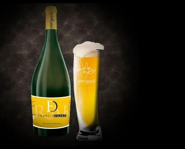 Pilsner. Birra artigianale chiara.