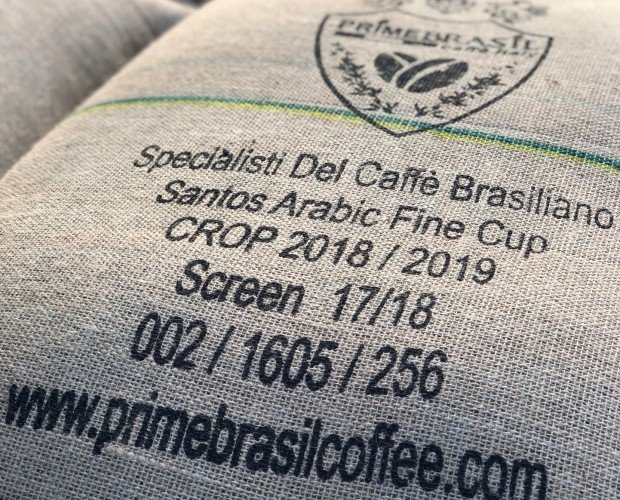 Arabica Fine Cup. Santos Arabica Fine Cup 17/18 Qualita Prime Diamante  Regione: Minas Gerais