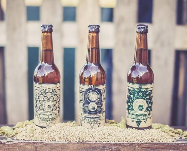 Birra con alcol. Bottiglie di Birra con alcol. Qualità con prodotti genuini.