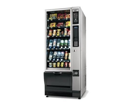 Noleggio Macchine vending.Ideale per locali di medie dimensioni.
