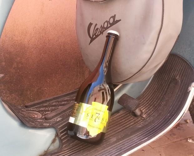 Golden ALE. Bottiglia da 75 cl