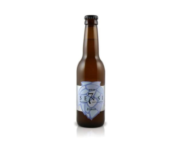 Birra Artigianale. Ellisse in bottiglia da 33 cl
