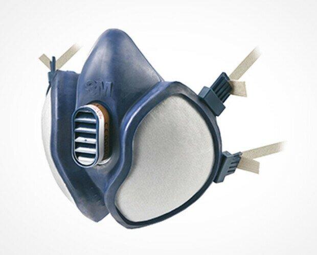 Mascherine FFP3.Maschere intere che coprono tutto il volto oppure semimaschere filtranti