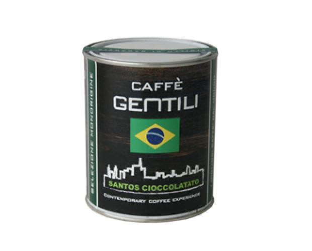 Caffè Macinato.Miscela macinato Caffè Gentili
