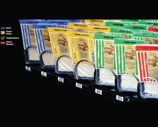 Tramezzini. In confezioni A.T.M. per il settore Vending