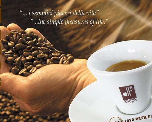 Caffè in grani. Caffè in grani DF