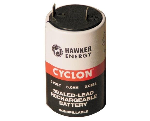 Pile e Batterie. CYCLON size X - 2V - 5,0 Ah