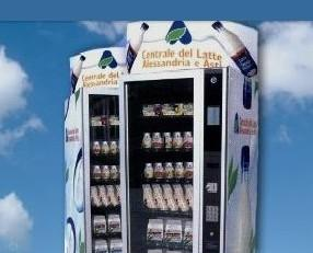 Vending.Vending di Latte a km0