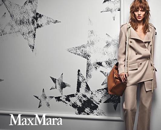 Linea Max Mara. Per la donna glamour chic.