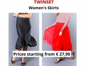 STOCK GONNE DONNA TWINSET