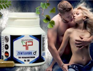 ZENTAVIRIL stimola e aumenta potenza maschile