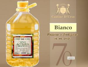 PET BIANCO 5 Litri   €uro 3,80 EW