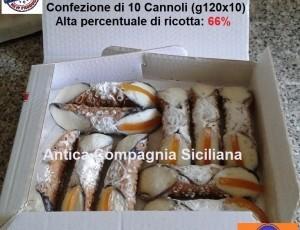 Cannoli e Cassatine alla ricotta