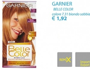 GARNIER BELLE COLOR 7.31 BIONDO SABBIA