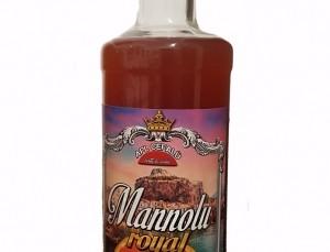 MANNOLU ROYAL Aperitivo alla Manna e arancia Rossa