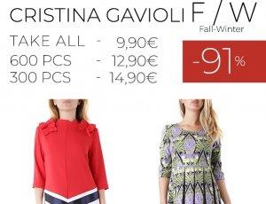 STOCK TOTAL LOOK CRISTINA GAVIOLI - OLIVIA HOPS - REBECCA
