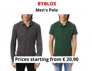 STOCK POLO UOMO BYBLOS