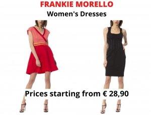 STOCK VESTITI DONNA FRANKIE MORELLO