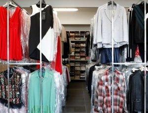 Stock total look, Abbigliamento Donna Uomo Bambino.