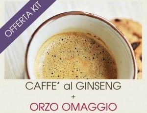 Acquista il Ginseng + Orzo in Omaggio