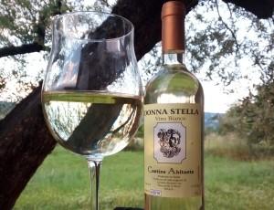 Donna Stella Vino bianco con invio Gratis