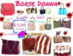 Stock Borse Donna