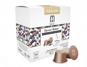 Caffè MOKANERO Capsule compatibili Nespresso