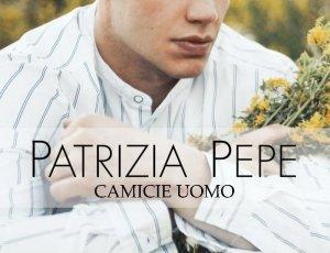 Camicie in cotone da uomo firmate Patrizia Pepe