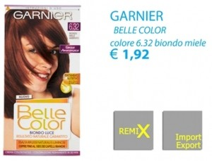 GARNIER BELLE COLOR 6.32 BIONDO MIELE