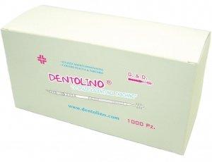dentolino imbustato singolarmente in confezione da 1000 pz