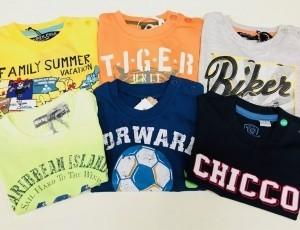 LOTTO 50 T-Shirt Bambino 0-12 mesi