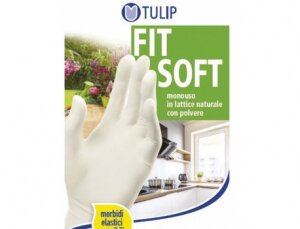 Guanti in Lattice Tulip Fit Soft - Tg. M
