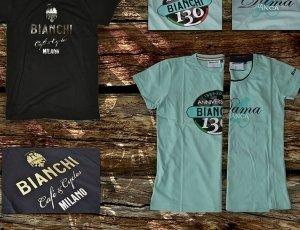 T-shirt, polo e felpe di produzione, tessuti di alta qualità