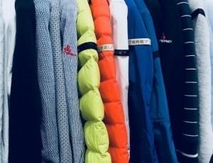 Stock Abbigliamento Bambino PE