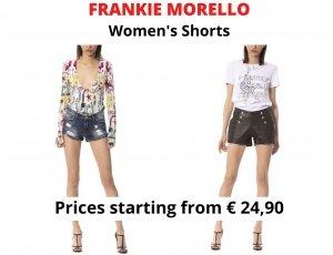 STOCK SHORTS DONNA FRANKIE MORELLO