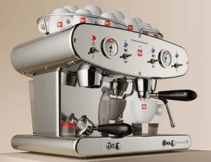 macchine da caffè illy ipso horeca