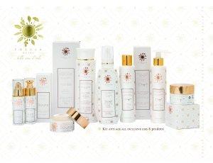 Organic Skin Care Kit