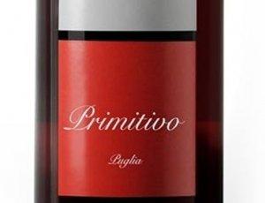 PRIMITIVO I.G.P. PUGLIA Superiore euro 3,00