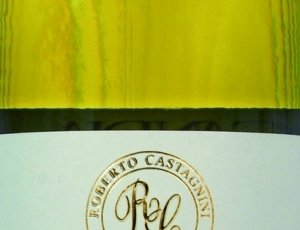 vino bianco secco KAR RHA uvaggio vermentino 80% trebbiano e