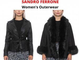 STOCK CAPISPALLA DONNA SANDRO FERRONE