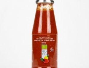 Salsa di pomodoro biologica