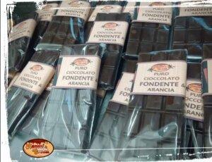 Tavolette cioccolato artigianali personalizzabili