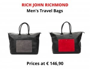 STOCK BORSONI UOMO RICH JOHN RICHMOND