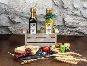 Olio extravergine di oliva BIOLOGICO del Cilento