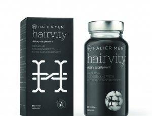 Hairvity Il nutricosmetico per gli uomini rinforza i capelli
